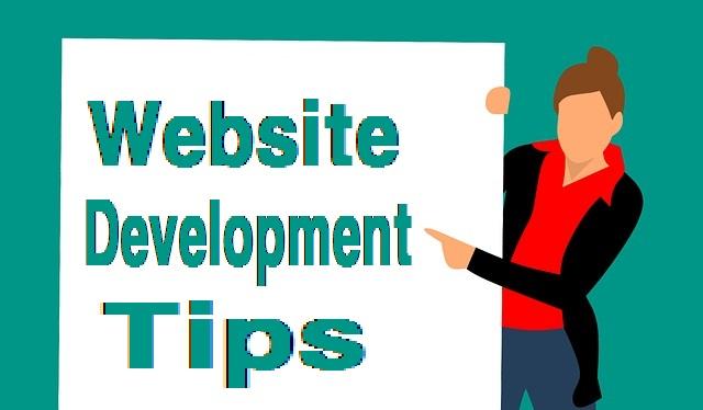 Website Development Tips