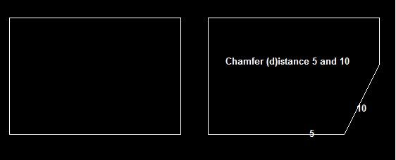 chamfer practical