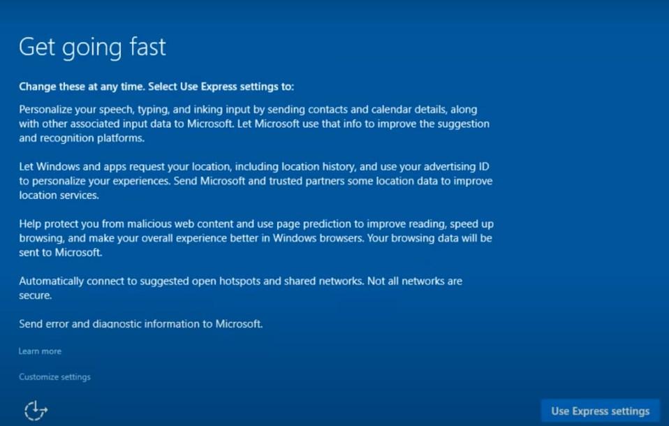 Windows 10 - 13