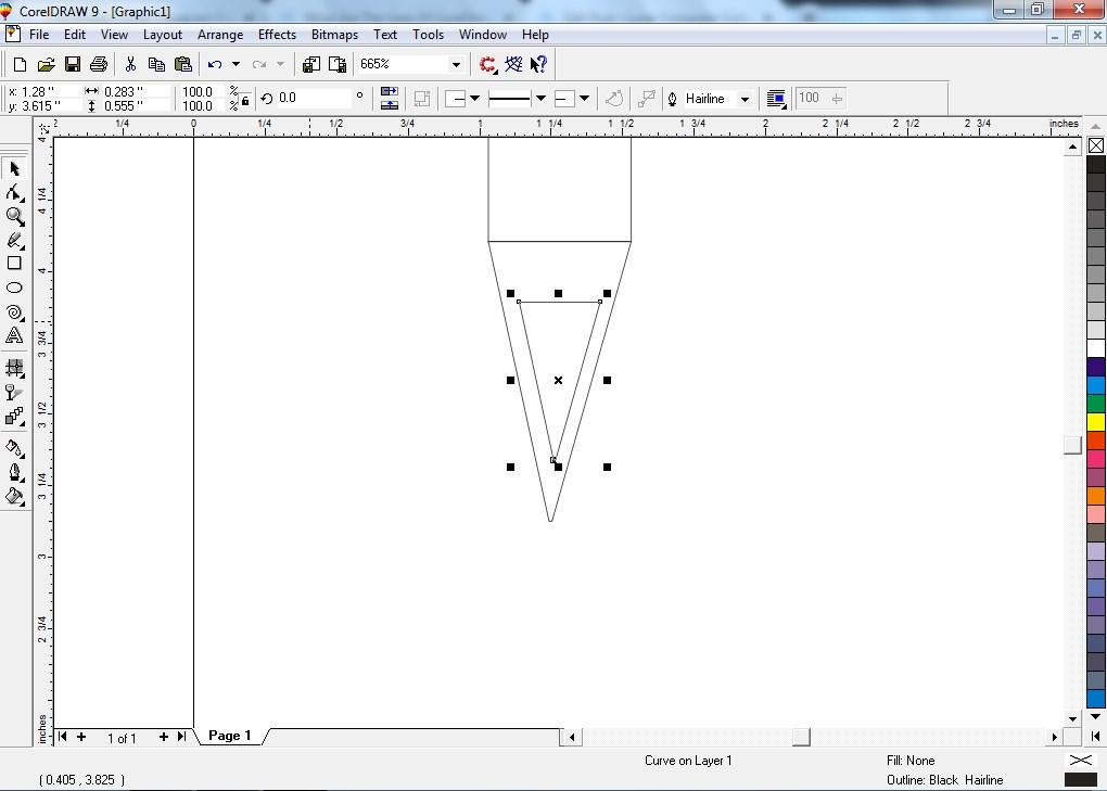 draw pencil 6