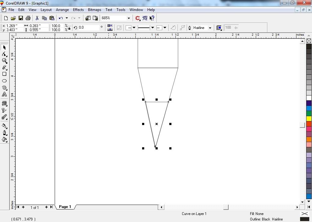 draw pencil 7