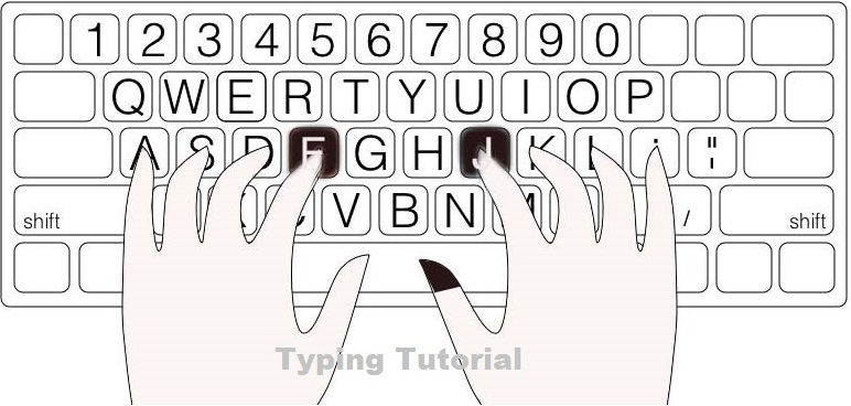 typing tutorial