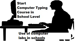 Use of computer labs in schools