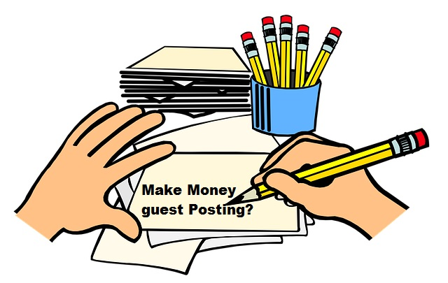 What is guest posting and how you can make money by writing guest post